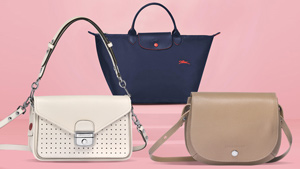 These Are Longchamp's Best-selling Bags In The Philippines