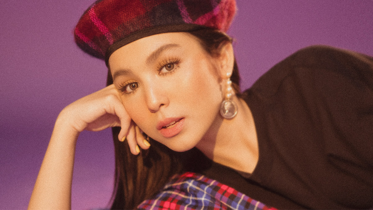 Kyline Alcantara Is Finding Her Voice