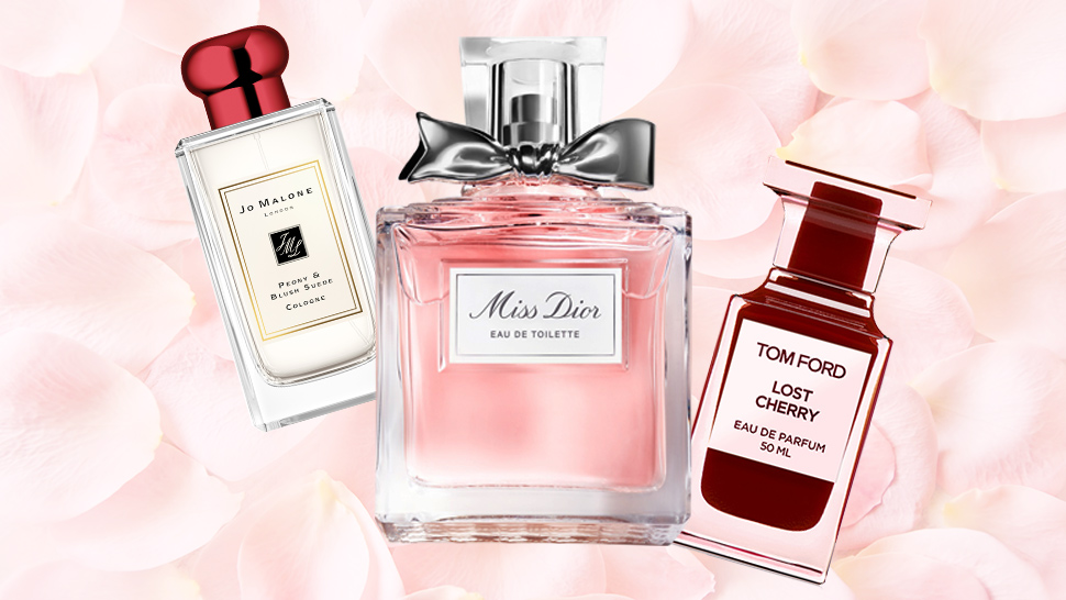 7 Romantic Fragrances to Wear on Valentine's Day