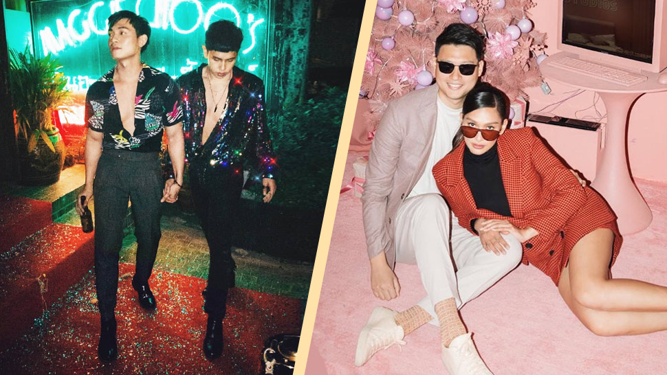8 Stylish Couple OOTD Poses to Try on Valentine's Day