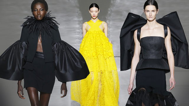 5 Style Tips We're Stealing From Givenchy's Latest Couture Show