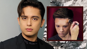 This James Reid Makeup Transformation Is The Coolest Thing You'll See Today