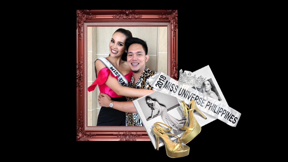 Meet Jojo Bragais, Filipina Beauty Queens' Trusted Local Shoe Designer