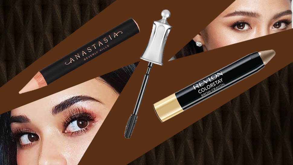 The Best Eyebrow Product Combos To Achieve Your Best Brows Ever