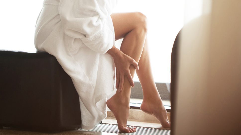 Here's a Skincare Routine for Smoother, Even-Toned Legs