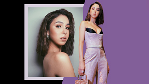 Julia Barretto Is Bringing Back This '80s Hair Trend