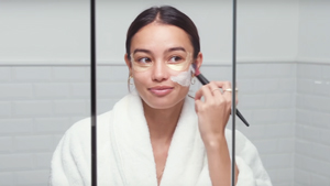 Kelsey Merritt Reveals Her Entire Skincare Routine To Harper's Bazaar