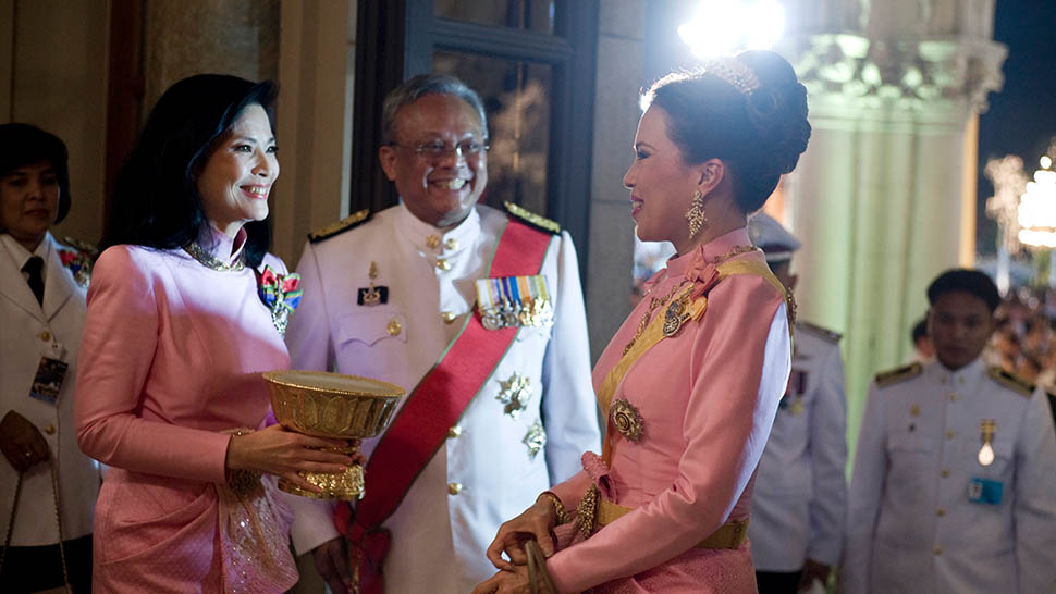 This Thai Princess Is Running to be the Country's Prime Minister