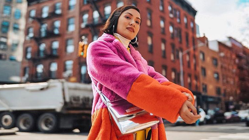 We're Loving Laureen Uy's Ootds From New York Fashion Week