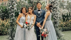 Updated: Kryz Uy Was A Dainty Bride In Francis Libiran