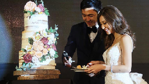 All The Scenes You Shouldn't Miss From Kryz Uy And Slater Young's Wedding
