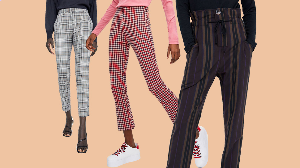 15 Printed Trousers That Will Add Some Fun To Your Wardrobe