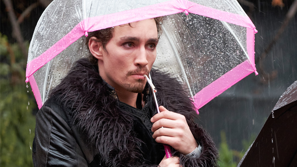 There's A Gender Fluid Character On Netflix's Umbrella Academy And We're All For It