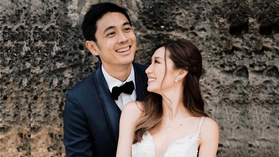 You Have to Watch Kryz Uy and Slater Young's Touching Wedding Video