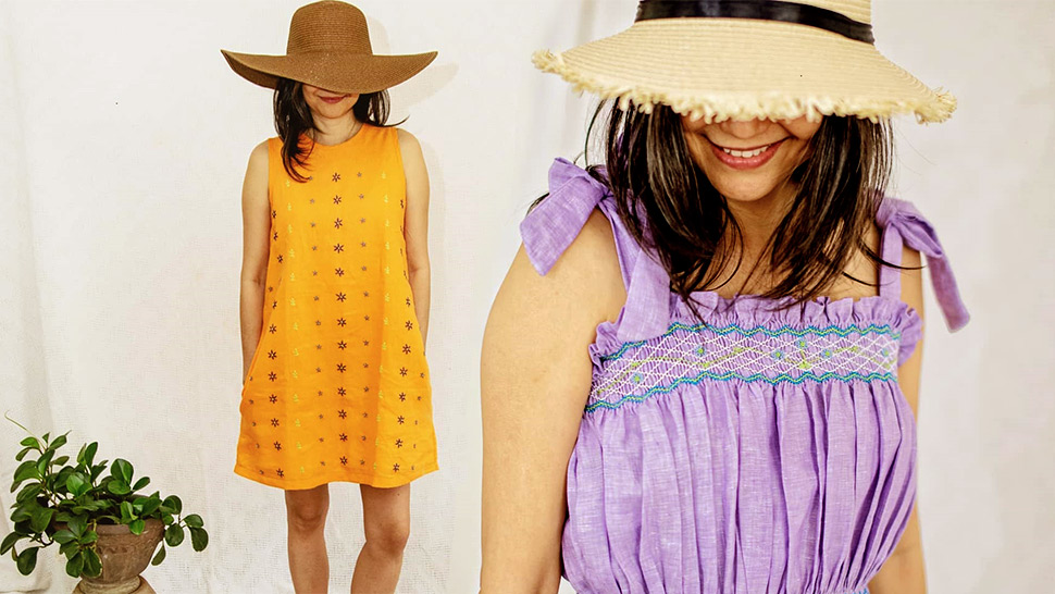 You'll Love the Happy Vibe of This Local Bohemian Brand