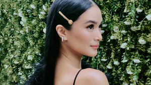 We Found The Exact Hair Clip Heart Evangelista Wore On Instagram