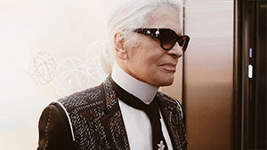 8 Of Karl Lagerfeld's Finest Moments In Fashion