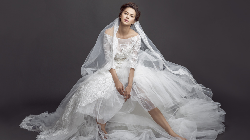 The 8 Different Kinds Of Brides, As Seen On Marian Rivera