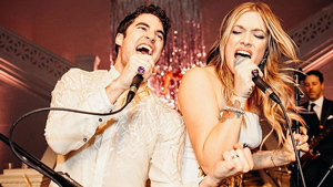 Darren Criss Wore A Barong By Francis Libiran To His Wedding