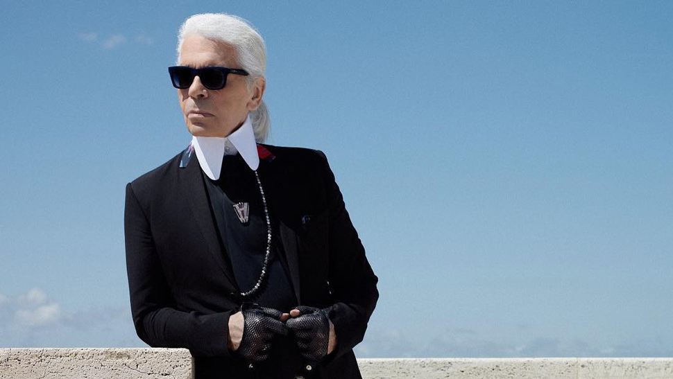 Here's Why Karl Lagerfeld Didn't Have A Funeral