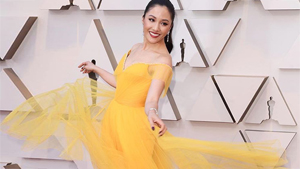 Constance Wu's Best Red Carpet Looks This 2019