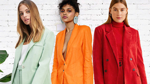 These Colorful Power Suits Will Make You Want To Dress For Work