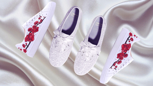 15 White Wedding Sneakers For The Chill, Unconventional Bride