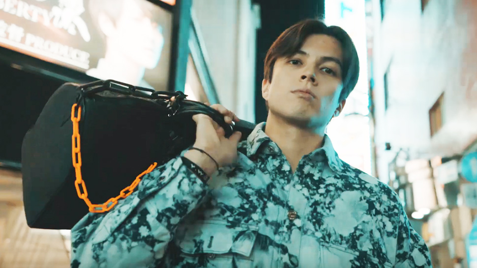Watch LA Aguinaldo Explore Shinjuku with Louis Vuitton