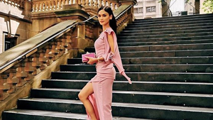 3 Ways To Wear Pink For Every Kind Of Girl, As Seen On Pia Wurtzbach