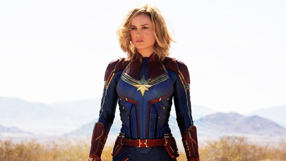 "Here's Brie Larson's Complete ""Captain Marvel"" Workout"