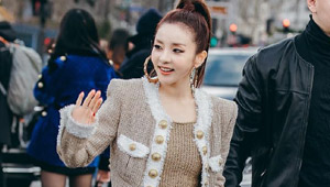 We're Obsessed With Dara Park's Latest Paris Fashion Week Ootds