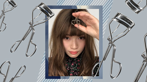 This Genius Hack Lets You Style Your Bangs Using An Eyelash Curler
