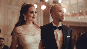 Behind The Scenes Of Sambie Rodriguez And Mikko Tung's Chic City Wedding