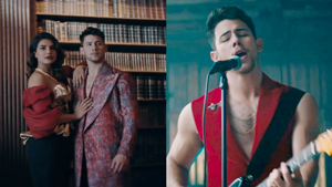Nick Jonas Wore Michael Cinco In The Latest Jonas Brothers Music Video