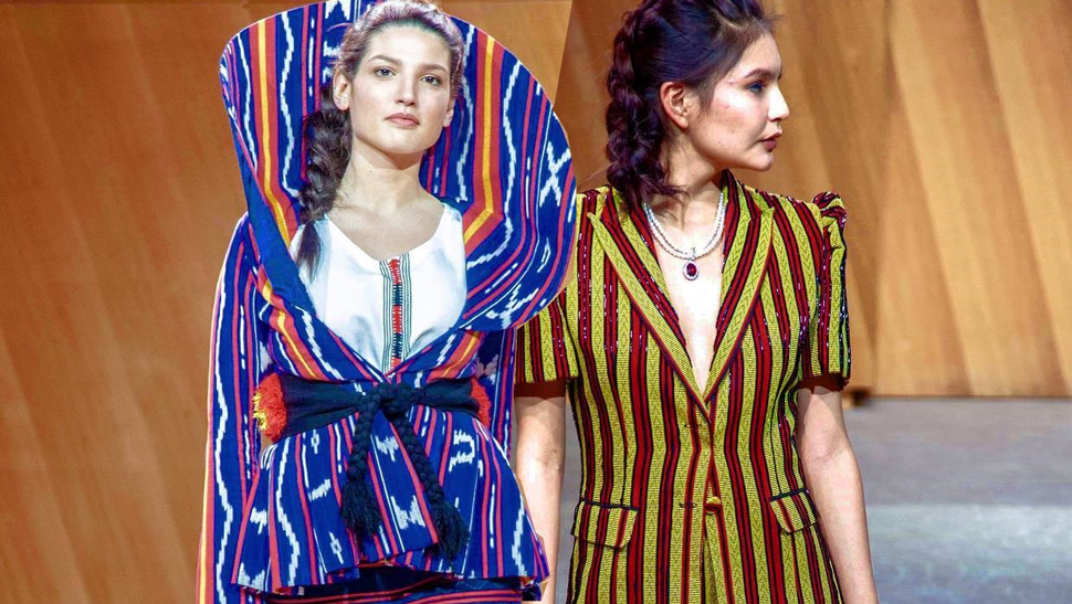 Kandama Collective Debuts Ifugao Weaves at Paris Fashion Week