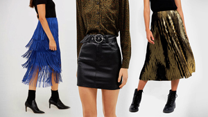 10 Kinds Of Skirts You Need In Your Closet