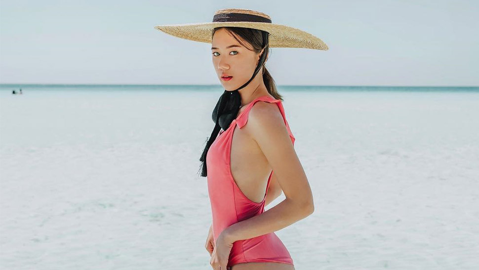 This Sun Hat Might Just Be This Summer's Favorite Straw Accessory