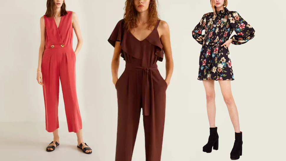 12 Cute Jumpsuits That Are Perfect For Summer