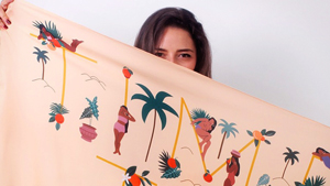 This Online Shop Has The Most Beautiful Filipina-inspired Scarf Prints