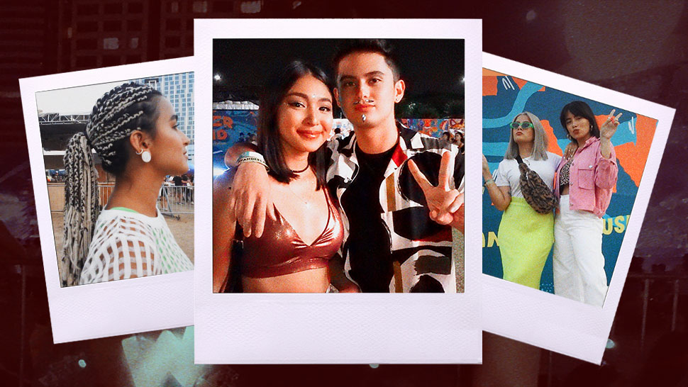 All the Stylish Attendees We Spotted at This Year's Wanderland Festival