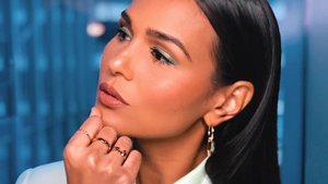 We're Loving Iza Calzado's Take On How To Wear A Suit In The Summer