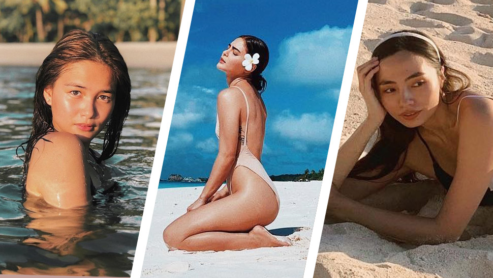 20 Instagram-worthy Ways To Pose At The Beach This Summer