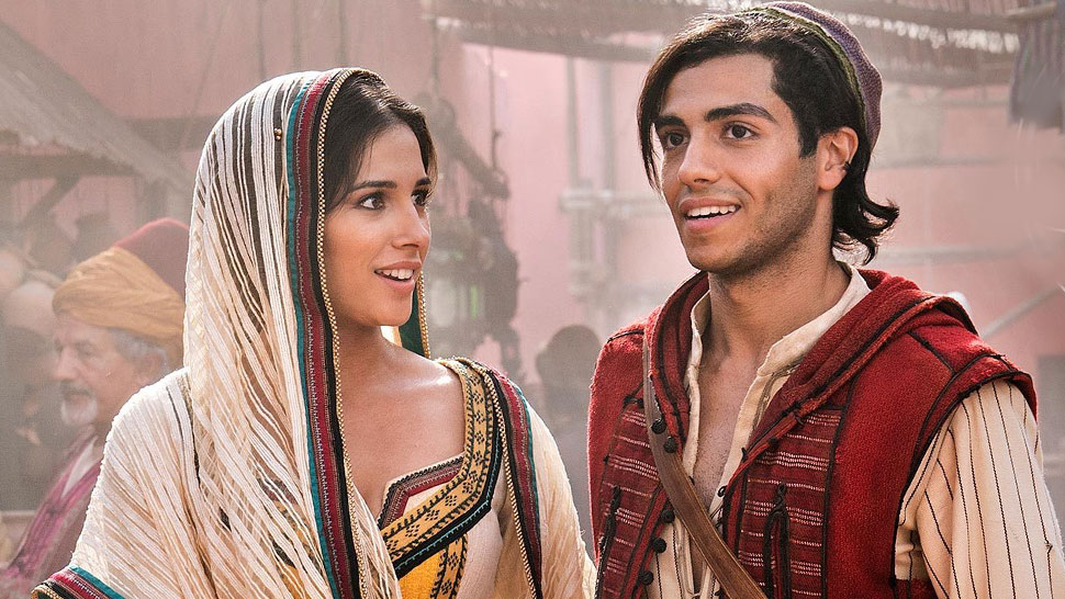 The Full Trailer of Disney's Live-Action Aladdin Film Is Here!