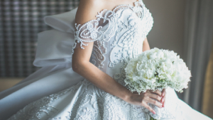This Designer Had A Career Change To Make Dream Wedding Gowns For Brides