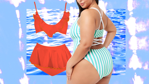 15 Swimsuits For Curvy Girls