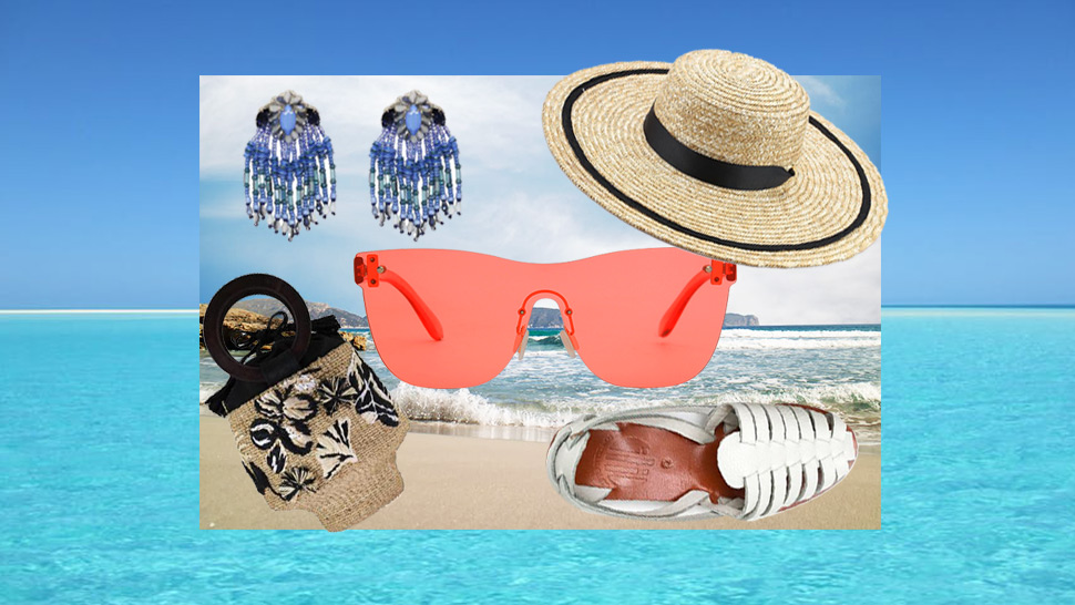 50 Beach Accessories You Need For A Stylish Summer