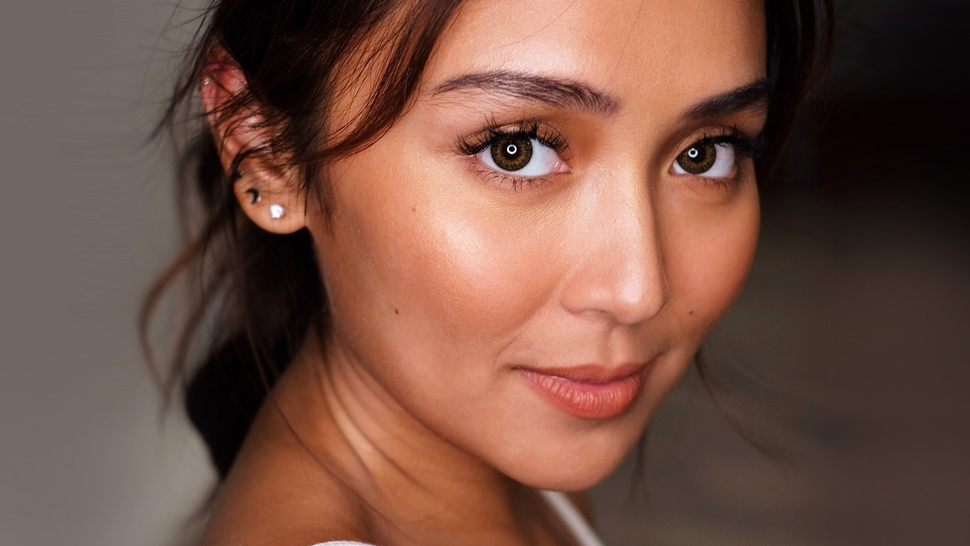 Kathryn Bernardo Has a Genius Hack to Make Pores Look Smaller