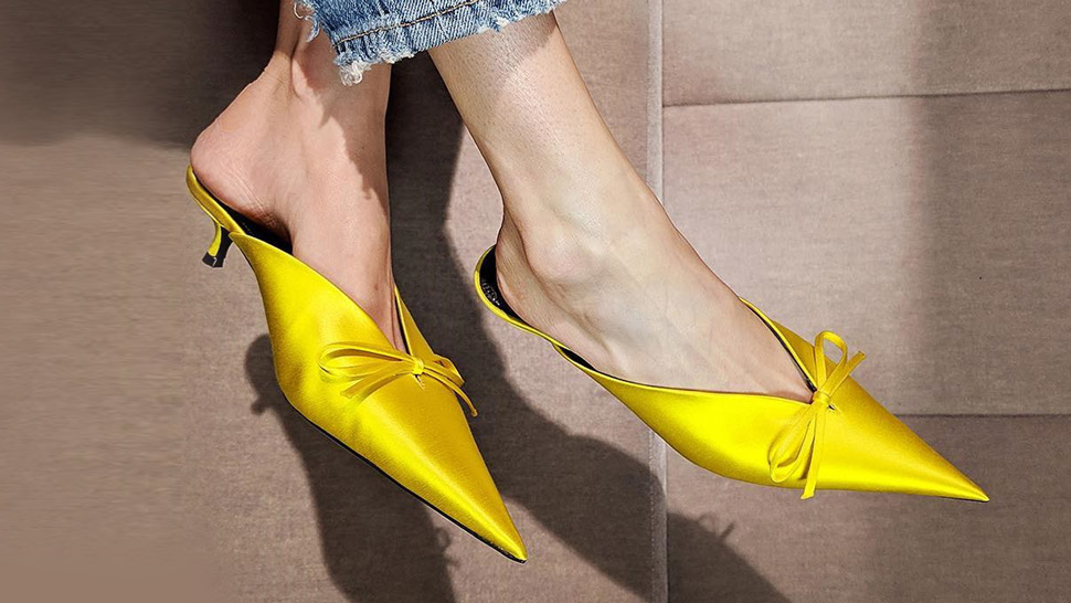 Here's Everything You Need to Know About Kitten Heels