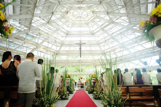 15 Of The Most Beautiful Wedding Churches In The Philippines