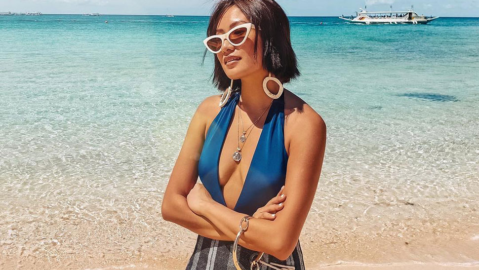 How to Style Your Swimsuits for a Beach OOTD, According to Laureen Uy